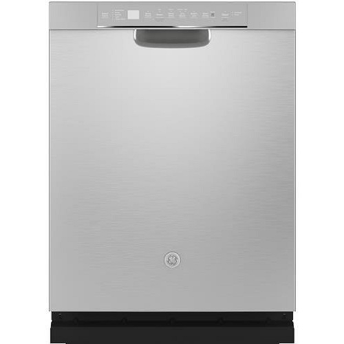 "GE Appliances GDF645SSNSS 24"" Interior Dishwasher with Front Controls - Stainless Steel"