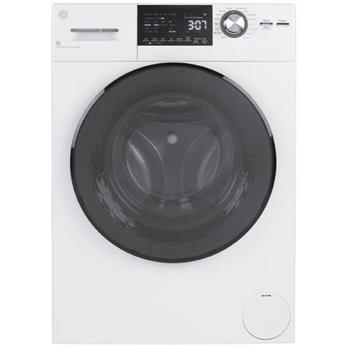 GE GFQ14ESSNWW 24 Inch Front Load Electric Washer/Dryer Combo with 2.4 cu. ft Capacity