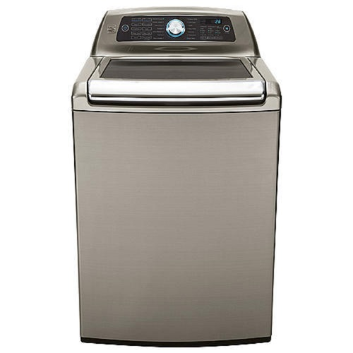 Kenmore Elite 31553   5.2 cu ft Top-Load Washer w/Steam & Accela Wash® - Metallic