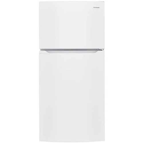 Frigidaire FFTR1425VW  13.9 cu. ft. Top Freezer Refrigerator with EvenTemp , ADA Compliant – White