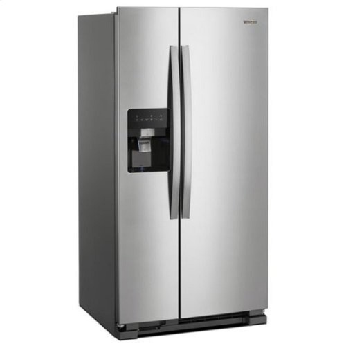 Whirlpool WRS315SDHM 36-inch Wide Side-by-Side Refrigerator - 24 cu. ft.