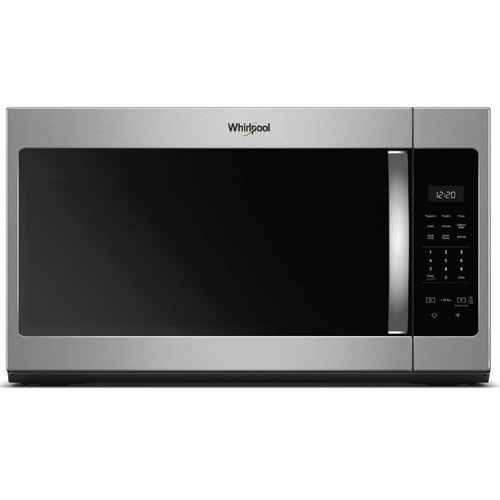 Whirlpool 1.7 cu.ft. Stainless Steel Over-the-Range Microwave