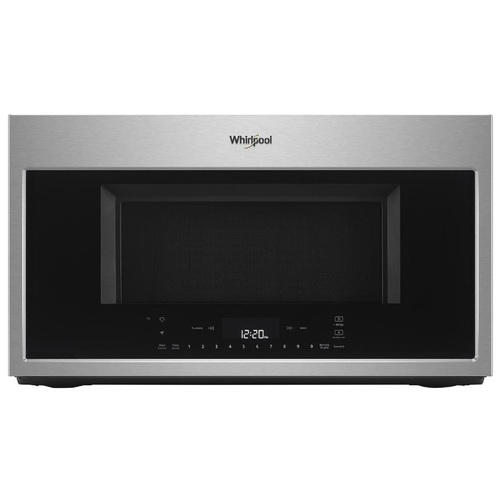 Whirlpool 1.9 cu.ft. Stainless Steel Over-the-Range Microwave