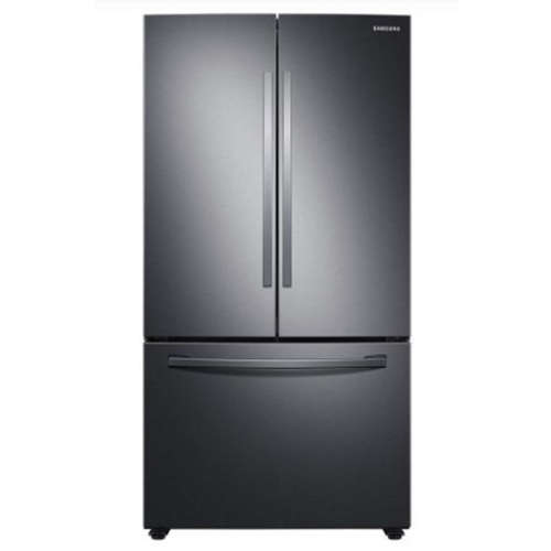 "Samsung RF28T5001SG/AA 36"" 28 cu.ft. Black Stainless Steel  French Door Refrigerator"
